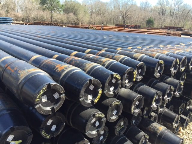 New Drill Pipe Inventory