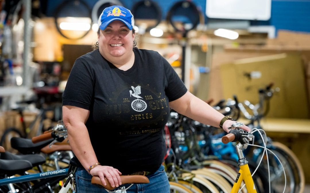 'Women do make things better': Hub City Cycles, Hawk's Boil Up owner puts business intuition to work