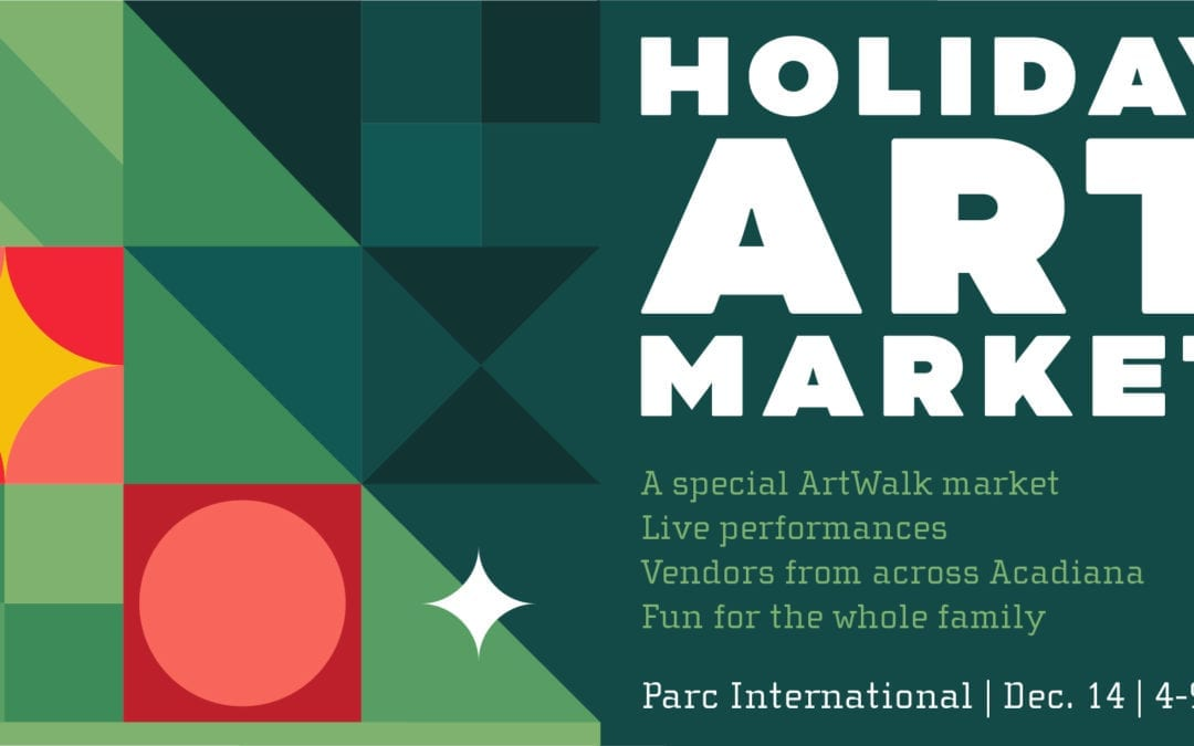ArtWalk Holiday Market