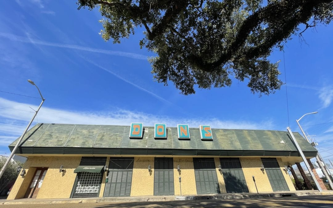 Previous Home of Don's Seafood in Downtown Lafayette Finds New Ownership