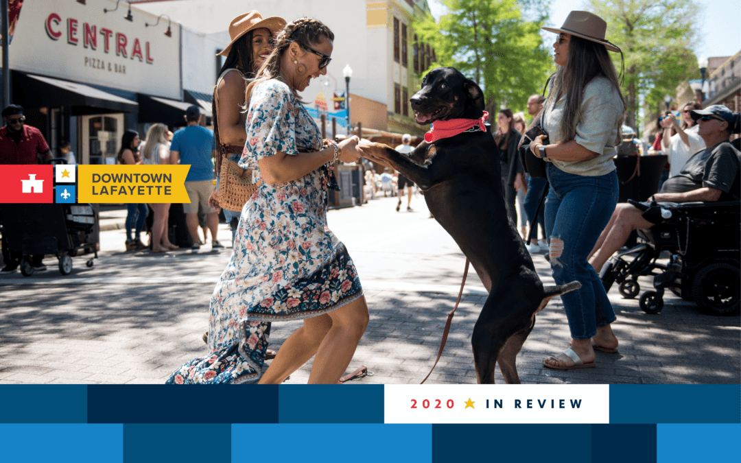 2020 Downtown Lafayette Annual Report