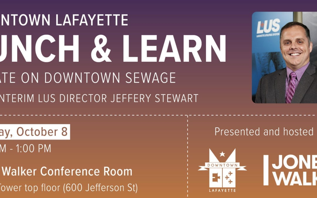 Downtown Lunch & Learn: LUS Update