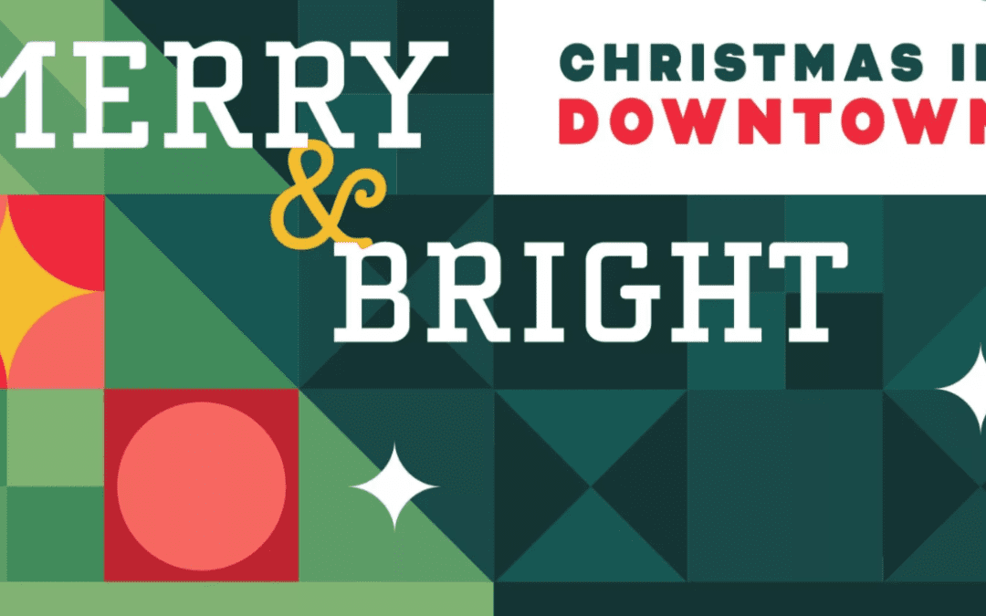 Downtown Lafayette Hosting a Merry & Bright Christmas