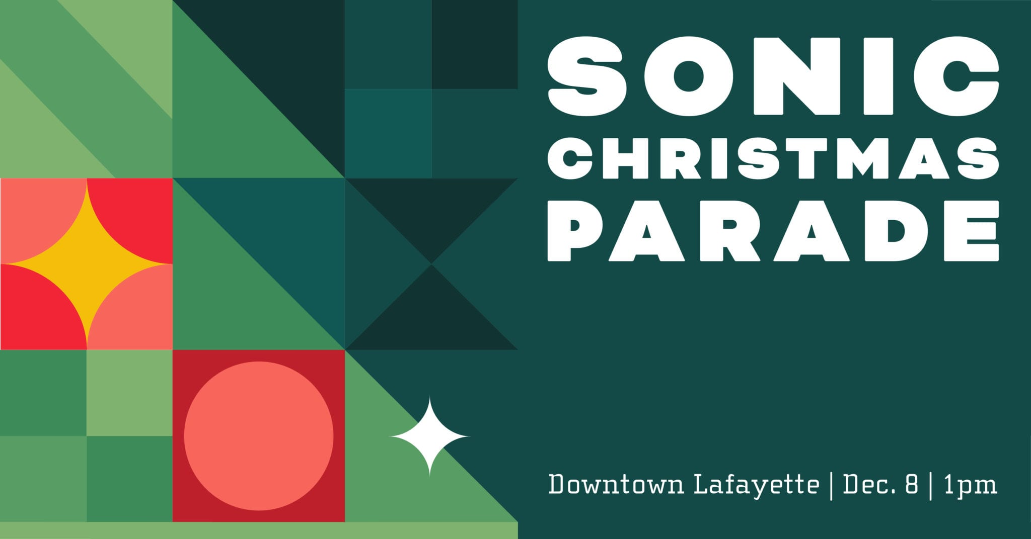 The Sonic Christmas Parade 2020 In Lafayette Louisiana Sonic Christmas Parade | Downtown Lafayette Unlimited