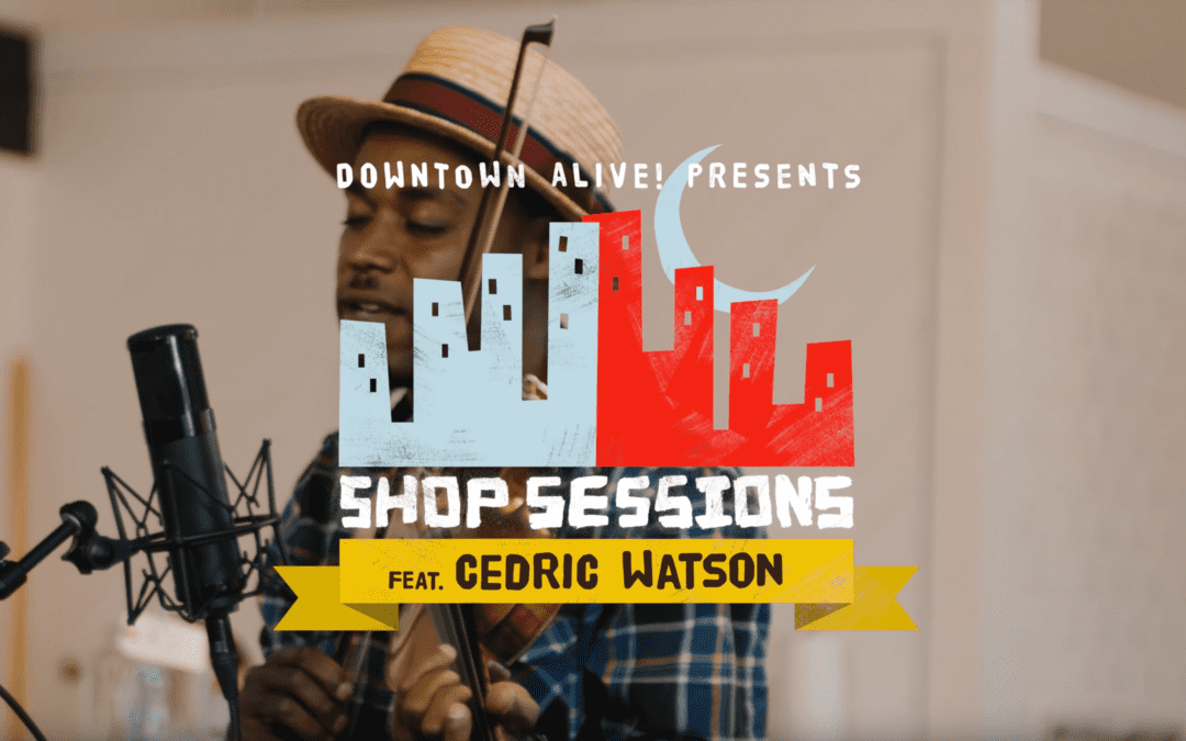 DTA! Shop Sessions: Cedric Watson at C. Wolf Barber & Shop (Ep. 2)
