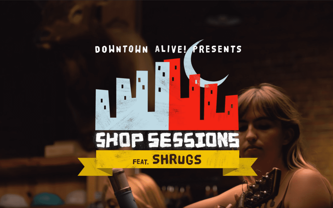 DTA! Shop Sessions: Shrugs at Genterie Supply Co. (Ep. 4)
