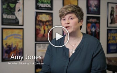 DLU Member Spotlight: Amy Jones of Burning Stick Creative