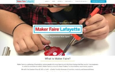 Maker Faire Lafayette schedule announced, online registration open for attendees