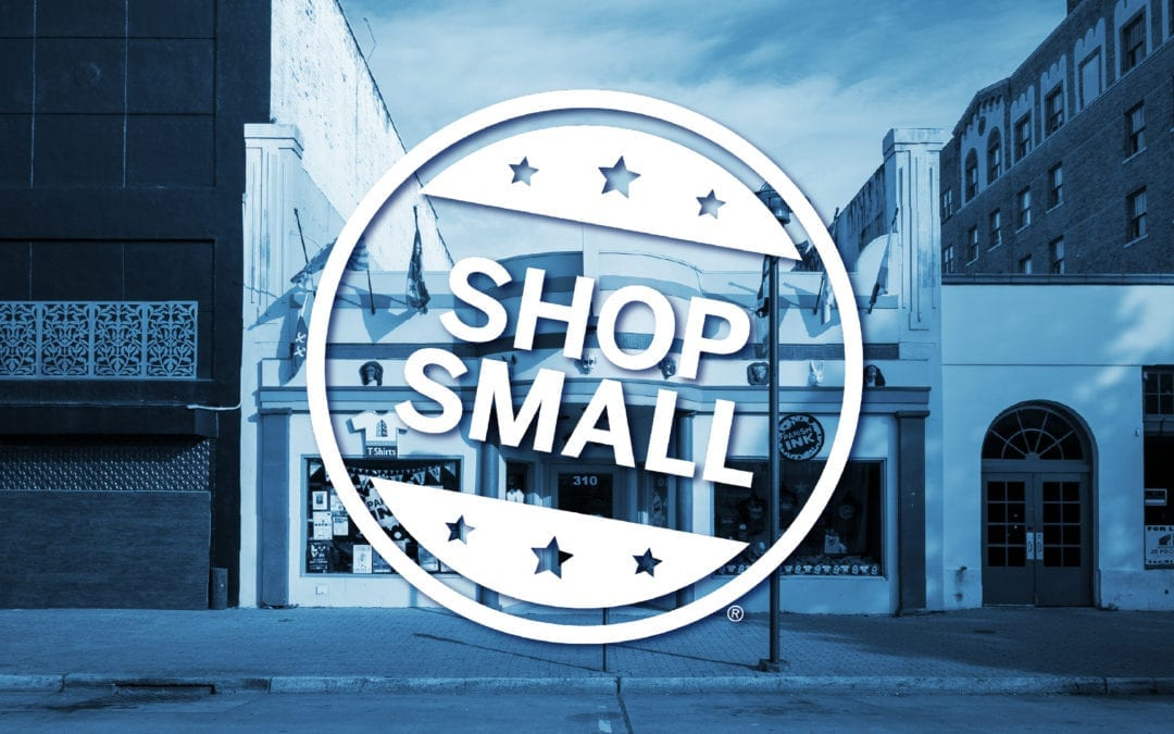 "What does it mean to ""shop small"" in Lafayette?"
