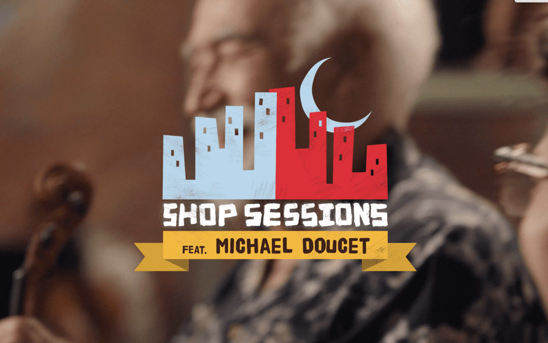 DTA! Shop Sessions: Michael Doucet at Spoonbill Watering Hole & Restaurant (Ep. 7)