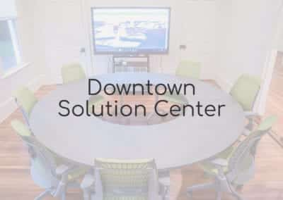 Downtown Solution Center